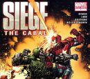 Siege: The Cabal Vol 1 1