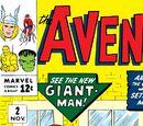 Avengers Vol 1 2