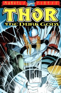 Thor The Dark Gods TPB Vol 1 1