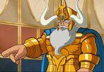 Odin Borson (Earth-91119)