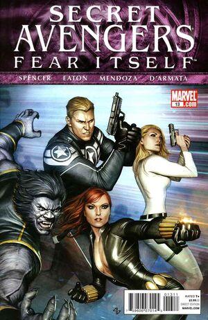 Secret Avengers Vol 1 13