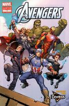 Avengers Vol 1 58 Doritos Edition