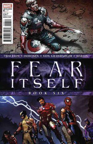 Fear Itself Vol 1 6