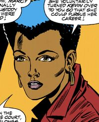 Samantha Joyce (Earth-616)