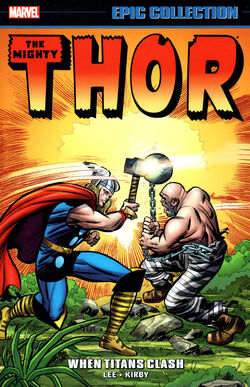 Thor Epic Collection Vol 1 6