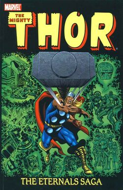 Thor The Eternals Saga TPB Vol 1 2