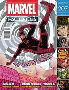 Marvel Fact Files Vol 1 207