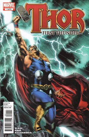 Thor First Thunder Vol 1 1