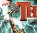 Thor: First Thunder Vol 1 1