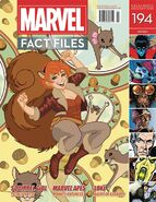 Marvel Fact Files Vol 1 194