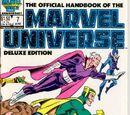 Official Handbook of the Marvel Universe Vol 2 7