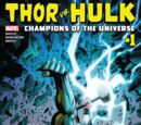 Thor vs. Hulk: Champions of the Universe Vol 1 1