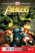 Avengers Assemble Vol 3 9