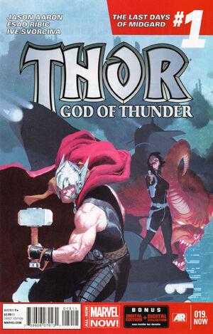 Thor God of Thunder Vol 1 19