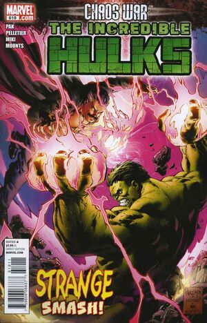 Incredible Hulk Vol 1 619