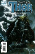 Thor Giant-Size Finale Vol 1 1 Finch Variant