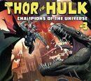Thor vs. Hulk: Champions of the Universe Vol 1 3