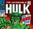 Incredible Hulk Vol 1