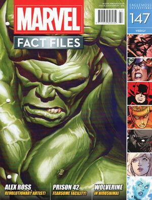 Marvel Fact Files Vol 1 147