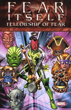 Fear Itself Fellowship of Fear Vol 1 1