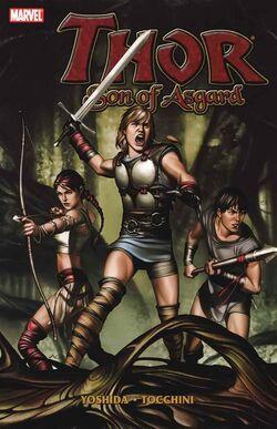 Thor Son of Asgard TPB Vol 1 1