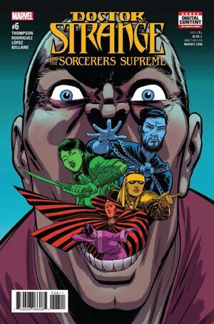 Doctor Strange and the Sorcerers Supreme Vol 1 6