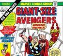Giant-Size Avengers Vol 1 1