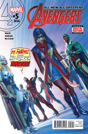 All-New All-Different Avengers Vol 1 5