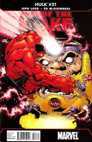Hulk Vol 3 21