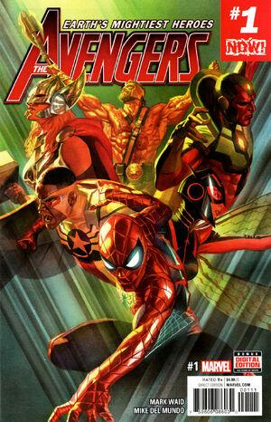 Avengers Vol 6 1