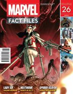 Marvel Fact Files Vol 1 26