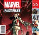 Marvel Fact Files Vol 1 26