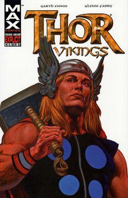 Thor Vikings TPB Vol 1 1