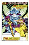 Thor Vol 1 303 Odin and Frigga