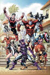 Avengers West Coast (Earth-616)