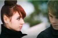 Zoe and Dan