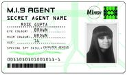 ID card 1 - Rose Gupta