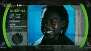 ID card 4 - Aneisha Jones