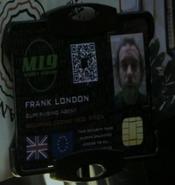 ID card 2 - Frank London