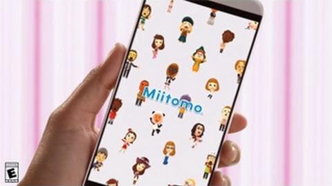 Miitomo Nintendo's 1st Smart Device App