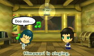 Kind Mii sings