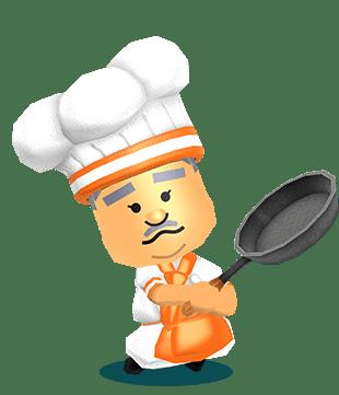 Image miitopia job wiki miitopia for Cuisinier png