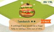 Sandwich 2star