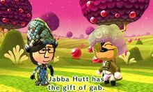 Gift of gab event