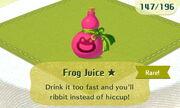 Frog Juice 1star