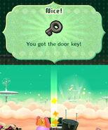 Finds an item key