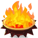 Flaming Chilli Soup ★★
