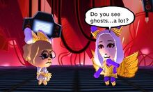 Ghost talk event