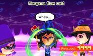 Mage Morgana free from burger