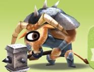 Minotaur Enemy
